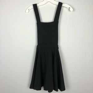 Cooperative Black Jumper Dress Size 2